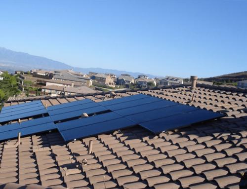 Solar Overproduction